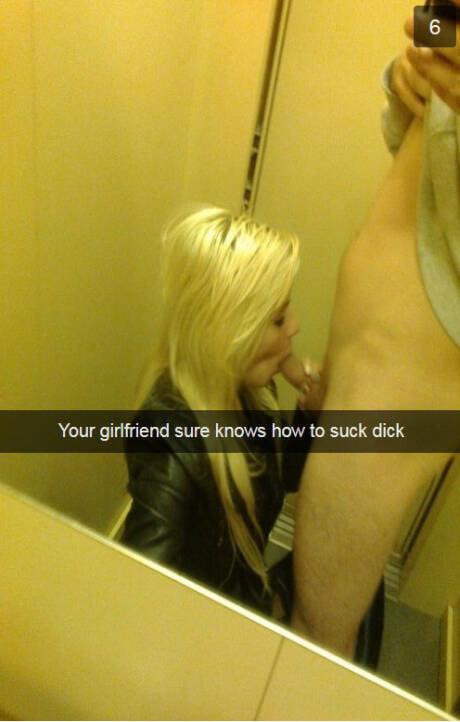 Cuck snapchat