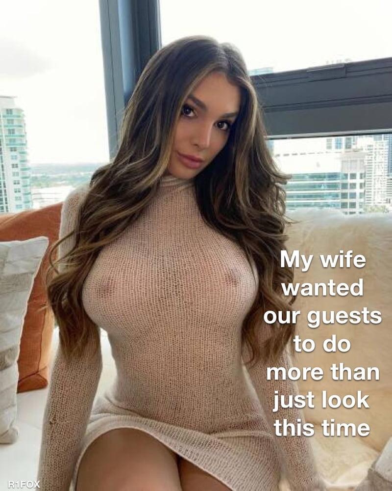 Hotwife Captions