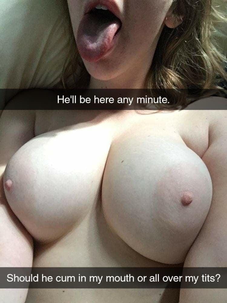 Hotwife, cuckold & cheating snapchats Vol 1